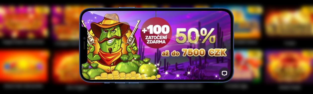 nejlepší mobilní kasino bonusy